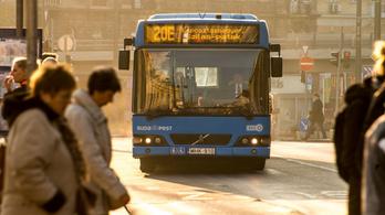 Újabb buszon nem lehet majd bliccelni Budapesten