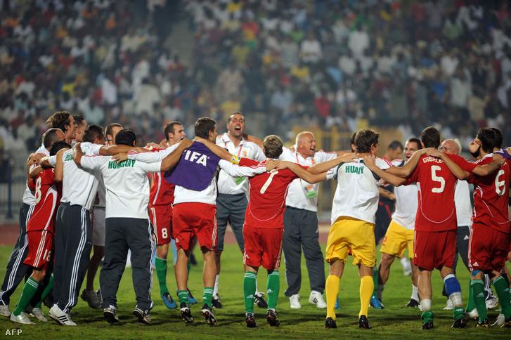 Sokszor volt okunk ünnepelni a 2009-es U20-as vb-n