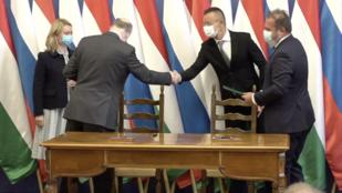 Már a jószomszédi viszony megromlásáról beszél az ukrán külügy a Gazprom-szerződés miatt