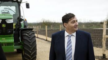 Többszázmilliós uniós agrártámogatást nyert Mészáros Lőrinc cége
