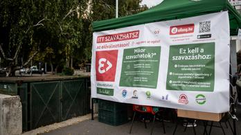 A Momentum szavazatvásárlással vádolja az MSZP-t, a szocialisták feljelentést tesznek