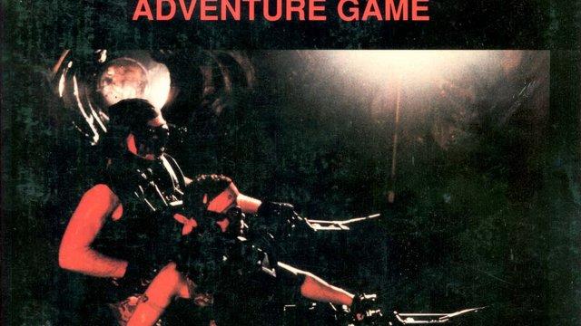 Aliens Adventure Game