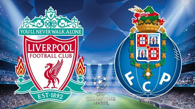 FC Porto - Liverpool - Sárkányölők