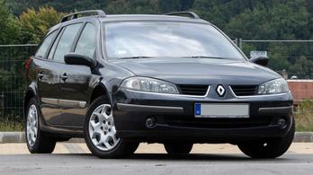 Használtteszt: Renault Laguna Grandtour 1.6 – 2005.