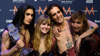 Budapestre jön az Eurovízió-győztes olasz rockzenekar