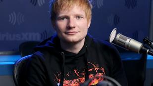 Ez a férfi Ed Sheeran kiköpött mása, és emiatt egy perc nyugta sincs
