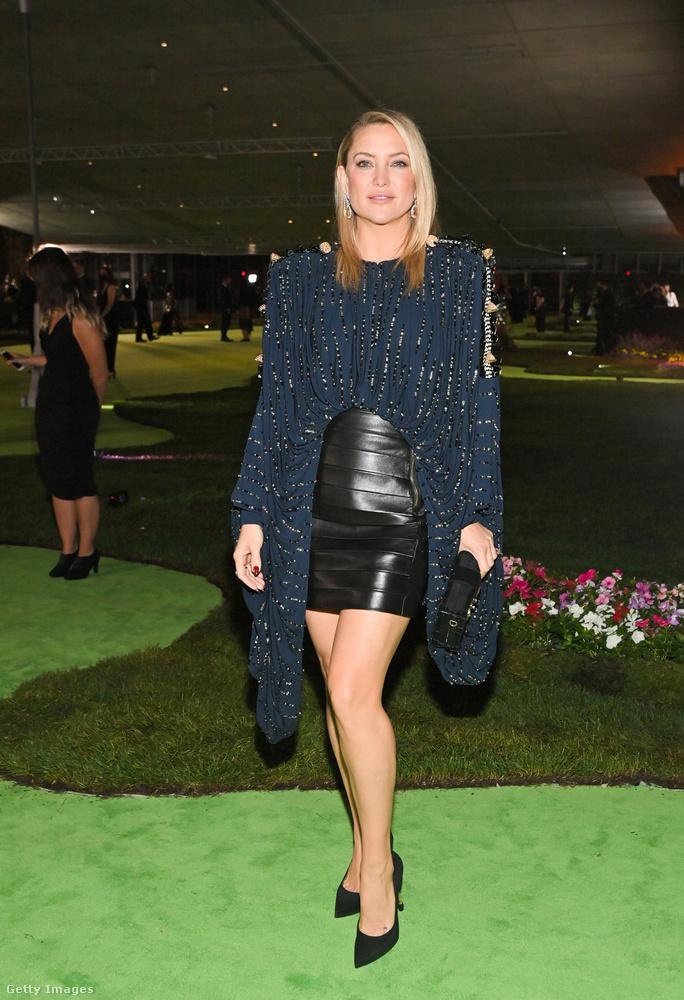 Kate Hudson szettje: Louis Vuitton