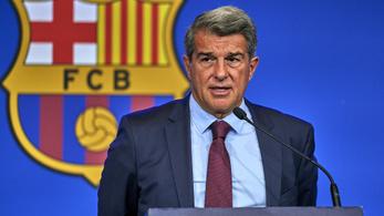 Egy dubaji cég megvásárolná a Barcelona adósságát másfél milliárd euróval
