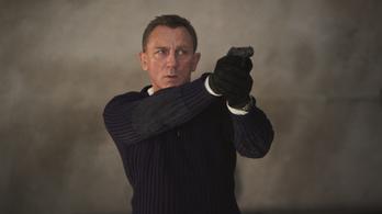 Majdnem 200 ezren látták már az új James Bond-filmet Magyarországon