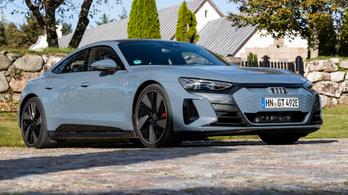 Bemutató: Audi E-Tron GT