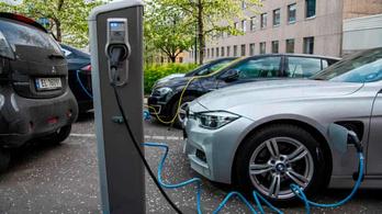 Az akkumulátoros autók lenyomták a dízeleket Európában
