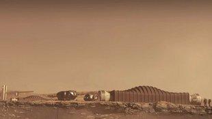 Marsi lakókörnyezetet nyomtatnak a NASA-nak