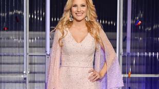 Így készült Várkonyi Andrea esküvői ruhája - önnek tetszik?