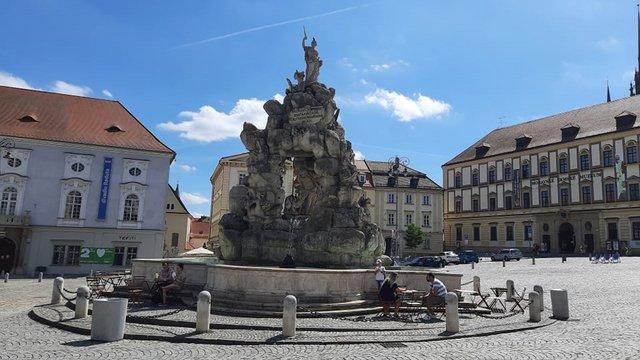 Történelem zöld hegyek között: Brno