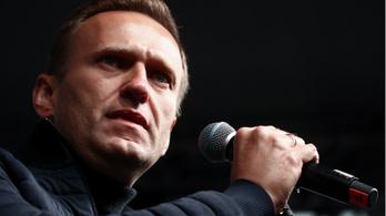 Újabb eljárás indult Navalnij ellen