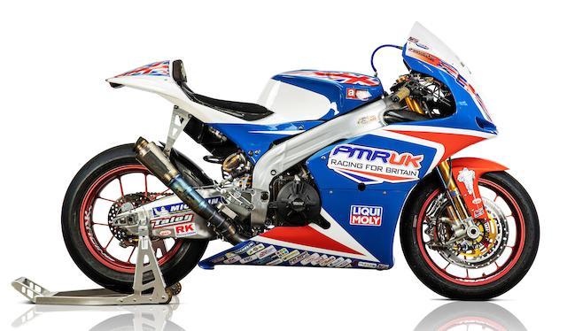 Paul Bird Motorsport Team - ART-Aprilia