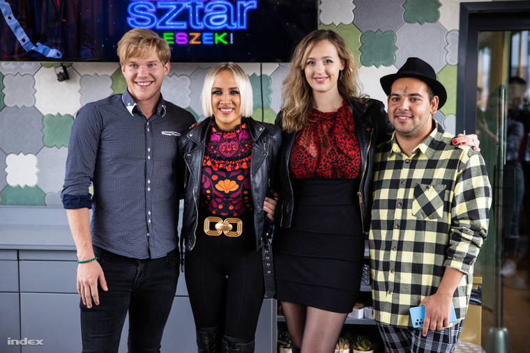 Szaszák Zsolt, Balogh Krisztofer és Urbán Edina produkciója nyerte el legjobban Tóth Gabi tetszését, így őket viszi magával az énekesnő az élő show-ba!