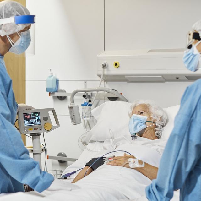 Drámaian csökkent a várható élettartam a koronavírus miatt: a II. világháború óta nem volt példa erre