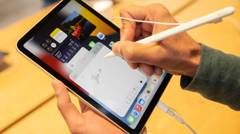 Rosszul frissít az új iPad Mini kijelzője, az Apple szerint ez a normális