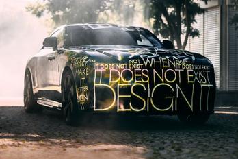 Két év múlva várható az első elektromos Rolls-Royce