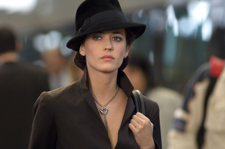 Eva Green francia színésznő a 2006-os Casino Royale Bond-lánya volt