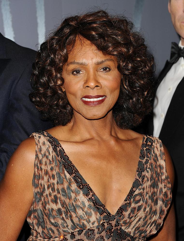 A színésznő most 72 éves