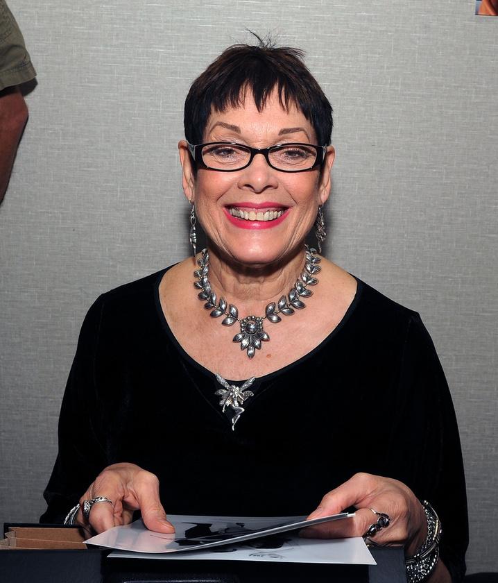 A színésznő most 80 éves.