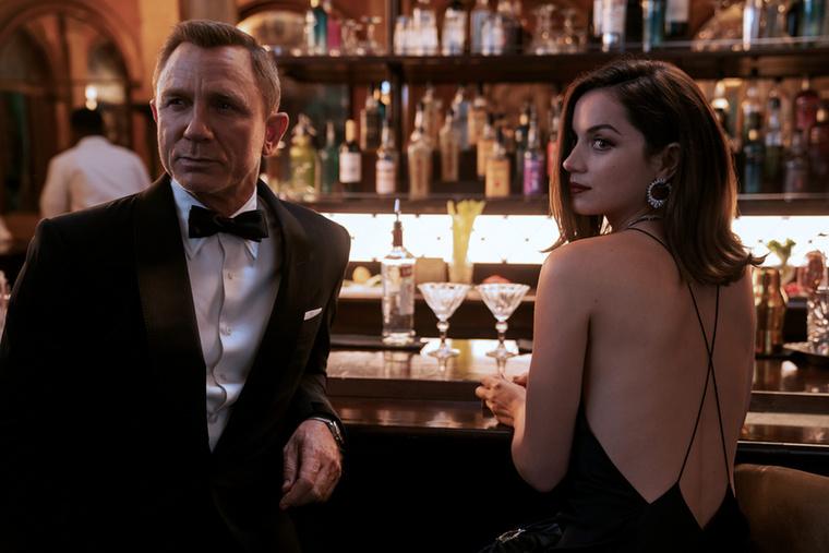 Ben Affleck exe, Ana de Armas a legzsengébb Bond-lány