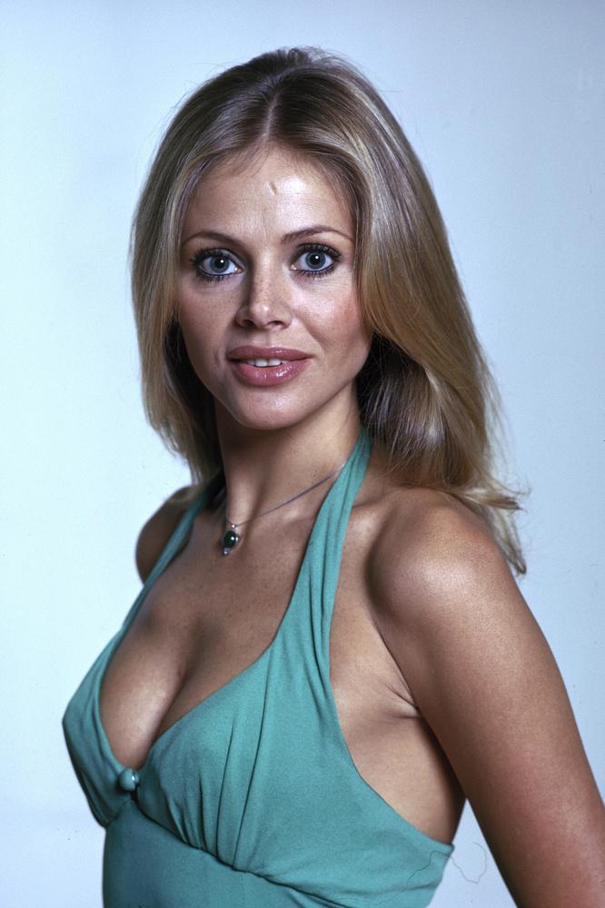 A svéd szépség, Britt Ekland szintén ikonikus Bond-lány
