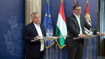 Barátsági szerződést kötött a magyar kormány Szerbiával