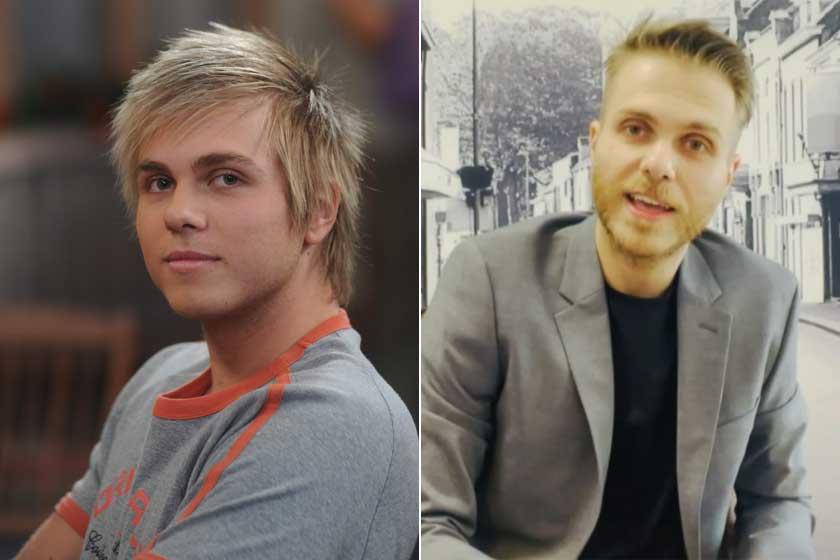 Bozsek Márk 2009-ben a Barátok köztben, és 33 évesen a Fókuszban.