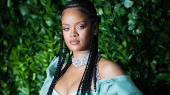 Most akkor hová tűnt Rihanna?
