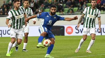 Szerencsétlen öngól okozta a Fradi vesztét az Európa-ligában