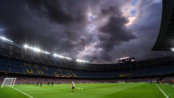 Lehetetlen Barca-álom, BL-győztes trénert csodál a klubelnök