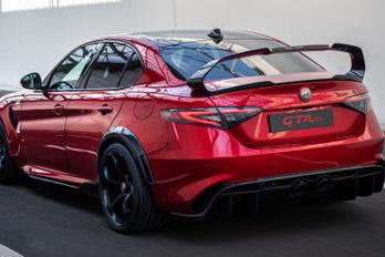 Eladtak minden Alfa Romeo Giulia GTA-t
