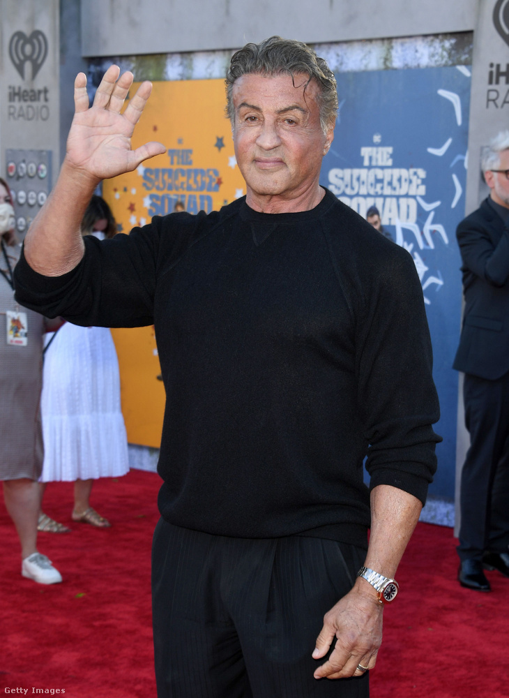 Sylvester Stallone színészi karrierje sem indult egyszerűen
