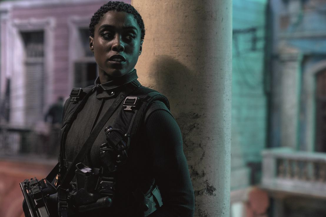 Lashana Lynch a 007 Nincs idő meghalni című filmben
