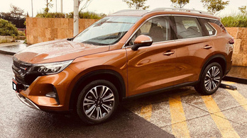 Dodge-ként exportálják a kínai terepjárót