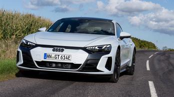 Ha ilyen az új zsivány-Audi, nem kell aggódni