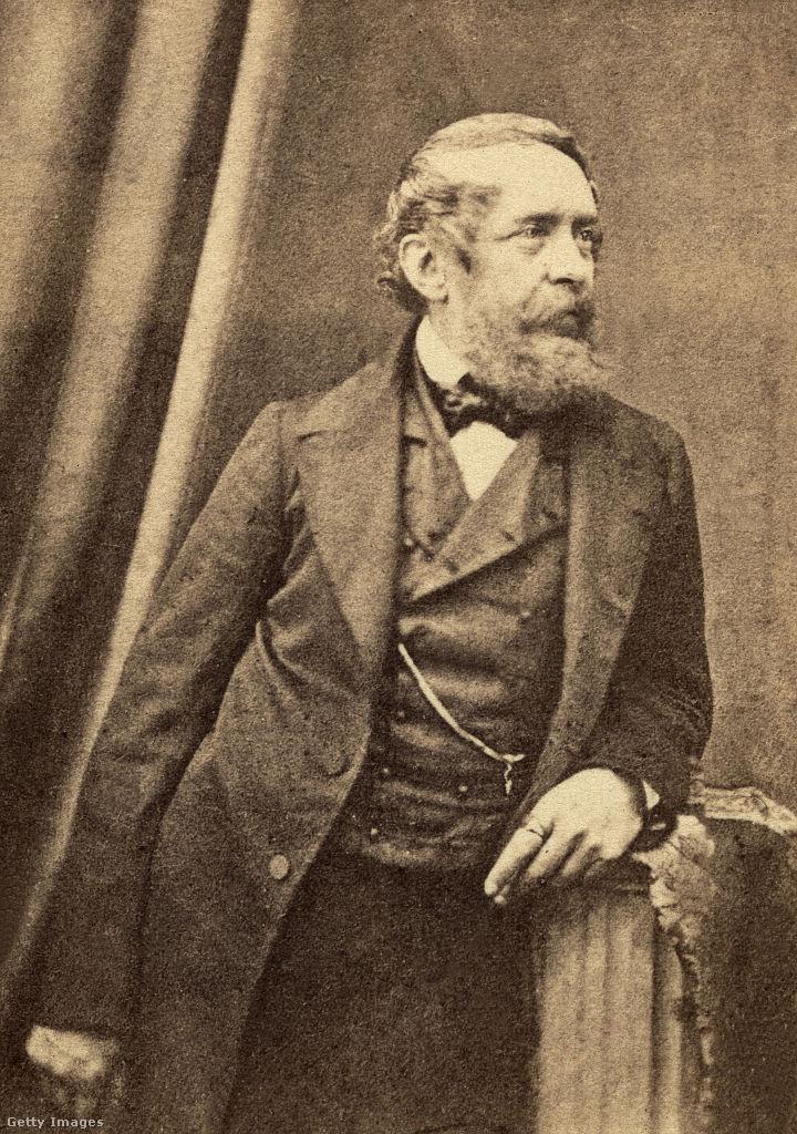 Kossuth 1875-ben.