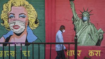 Terjed az indiai mutáns, újra elrendelték az otthoni munkavégzést
