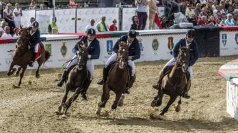 """Nagy Ervin """"nem bináris"""" lovon nyargal a Nemzeti Vágtán"""