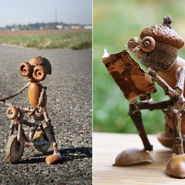 12 ezren követik az Instán a cseh édesapát: nézd meg, milyen tündéri figurákat készít