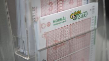 Valaki nagyon jól járt a lottósorsolással, van egy telitalálat