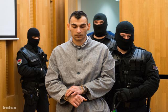 P. László március 18-án a bíróságon