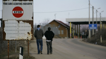Újra szabadon járhatóak a Koszovó és Szerbia közötti határátkelők