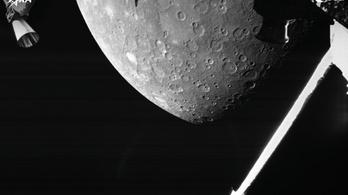 Rücskös felszínt kapott lencsevégre a nemzetközi űrszonda