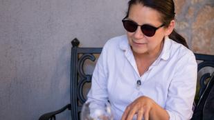 Enyedi Ildikó: A férjemen keresztül ismertem meg a nagy és erős emberek szelídségét és védtelenségét