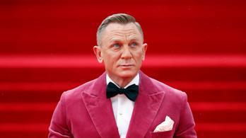 Érkezik az új James Bond, Daniel Craig csillagot kap Hollywoodban