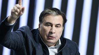 Miheil Szaakasvilit nem engedik el, amíg le nem tölti a teljes börtönbüntetését